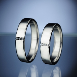 Wedding rings model nr. SN21
