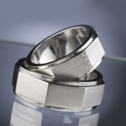 Wedding rings model nr. SN41