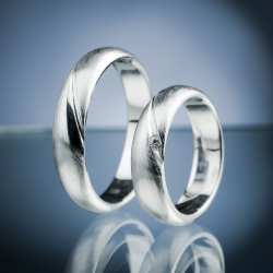 Wedding rings model nr. SN62