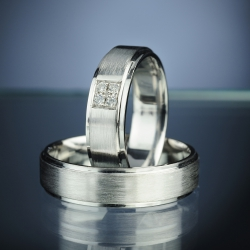 Wedding rings model nr. SN77
