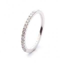 Prsten s diamantem vzor č.  0169