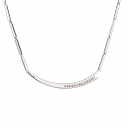 Náhrdelník s diamanty vzor č. 0400