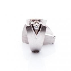 Náušnice s diamanty vzor č. 0026