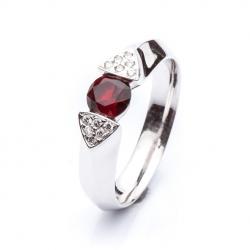 Prsten vzor č. 0124
