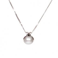 Přívěsek s bílou mořskou perlou vzor č. 0207
