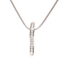Přívěsek s diamanty vzor č. 0225